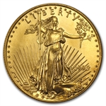 1995 1/2 oz Gold American Eagle - Brilliant Uncirculated