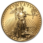 1996 1/2 oz Gold American Eagle - Brilliant Uncirculated