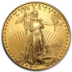 2000 1/2 oz Gold American Eagle - Brilliant Uncirculated