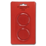 Air-Tite Holder Direct Fit - 39mm (10 Count)