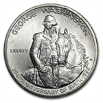 1982 Washington/1993 James Madison Halves - 90% Silver (Scruffy)