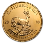 2009 1 oz Gold South African Krugerrand