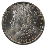 1886 Morgan Dollar - MS-66 PCGS