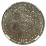 1888-O Morgan Dollar - MS-64 NGC