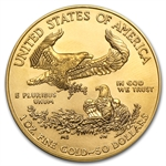2009 1 oz Gold American Eagle - Brilliant Uncirculated