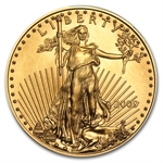2009 1/2 oz Gold American Eagle - Brilliant Uncirculated