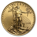 2009 1/4 oz Gold American Eagle - Brilliant Uncirculated