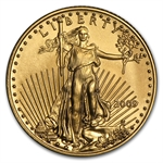 2009 1/10 oz Gold American Eagle - Brilliant Uncirculated