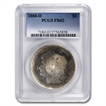 1888-O Fair-2 PCGS Low Ball Registry Coin (1.00)
