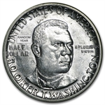1946-51 P, D or S Booker T. Washington Half-Dollar AU/BU