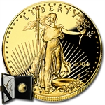 1 oz Proof Gold American Eagle (Random Year, W/Box & Coa)