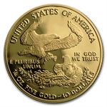 2003-W 1/4 oz Proof Gold American Eagle (w/Box & CoA)