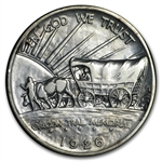 1926 Oregon Trail Memorial Commemorative - Almost Uncirculated