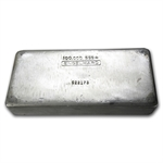 100 oz Engelhard Silver Bar (First Generation) .999 Fine