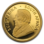 1993 1/2 oz Proof Gold South African Krugerrand