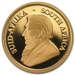 2000 1/4 oz Proof Gold South African Krugerrand
