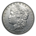 1878 Morgan Dollar - 8 Tailfeathers - Extra Fine
