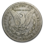 1878-CC Morgan Dollar - Fine