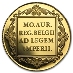Netherlands 1 Ducat Gold Proof/Unc. AGW .1106