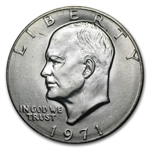 1971 Eisenhower Dollar - Brilliant Uncirculated