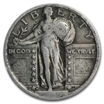 90% Silver Standing Liberty Quarters - $100 Face-Value Bag