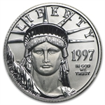 1997 1/4 oz Platinum American Eagle - Brilliant Uncirculated