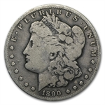1890-CC Morgan Dollar - Very Good