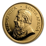 1969 1 oz Gold South African Krugerrand (Brilliant Uncirculated)