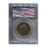 1998 1 oz Gold Canadian Maple Leaf PCGS (World Trade Center)