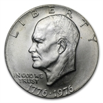 1976 Eisenhower Dollar - Brilliant Uncirculated - Type-2