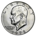 1978-D Eisenhower Dollar - Brilliant Uncirculated