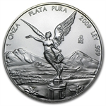 2009 1 oz Silver Mexican Libertad (Brilliant Uncirculated)