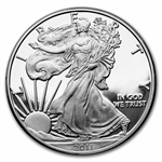 1 oz Proof Silver American Eagle - Random Year (w/Box & CoA)