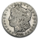 1903-S Morgan Dollar - Very Good