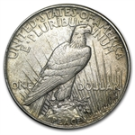 1921 Peace Dollar - Extra Fine - High Relief Style