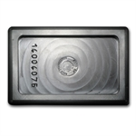 1 Kilo (32.15 oz) APMEX Silver Bar (IRA Approved)