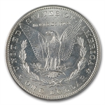 1885-S Brilliant Uncirculated PCGS Stage Coach Silver Dollars