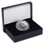 2008-W 1 oz Burnished Platinum American Eagle (w/Box & CoA)