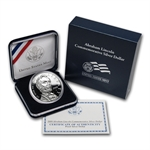 2009-P Abraham Lincoln Proof $1 Silver Commemorative