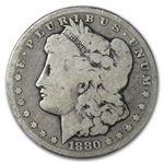 1880-CC Morgan Dollar - Almost Good