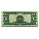 1899 $1 Silver Certificate Black Eagle (VF+)