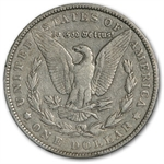 1901 Morgan Dollar - Very Fine VAM-16 Doubled Eye Hot-50