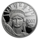 2007-W 1 oz Proof Platinum American Eagle PR-70 PCGS