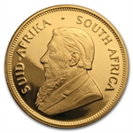 1987 1 oz Proof Gold South African Krugerrand