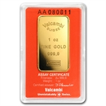 1 oz Scotiabank Gold Bar .9999 Fine