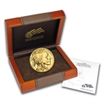 2008-W 1 oz Uncirculated Gold Buffalo (w/Box & CoA)