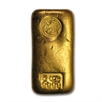 5 oz Perth Mint Gold Bar (Loaf-Style) .9999 Fine