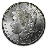 1883-CC Morgan Dollar - Brilliant Uncirculated