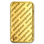 1/2 oz Engelhard Gold Bar .9999 Fine