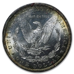 1887-S Morgan Dollar MS-65 - Redfield Hoard